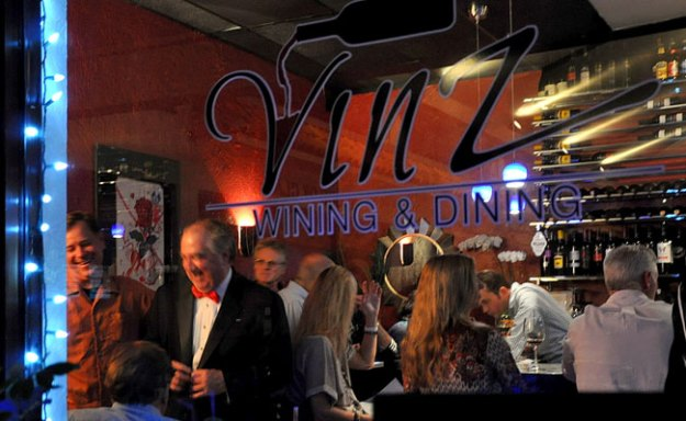 Vinz Wine Bar In Vero